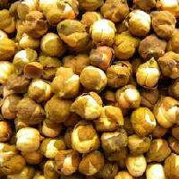 Roasted Black Chana