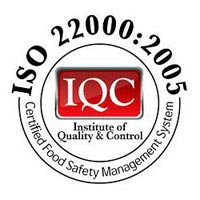 Iso 22000: 2005 Fsms Certification