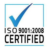 ISO 9001 : 2008 QMS Certification
