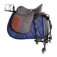 English Saddle Sets