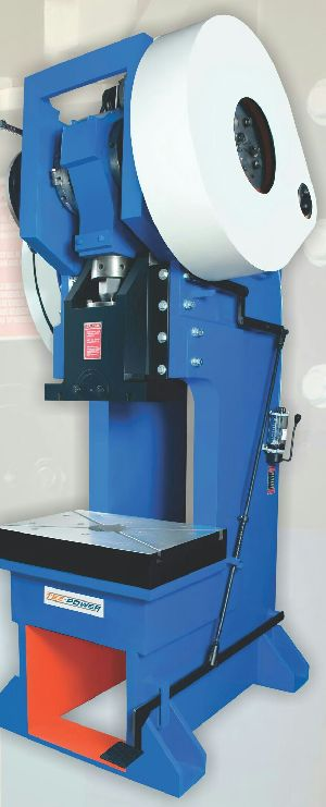 Clutch Operated Power Press Machine