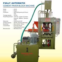 Automatic Block and Bricks Making Machine