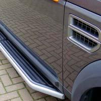 Car Side Foot Steps