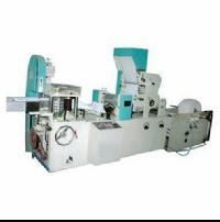 20X20cm Fully Automatic Napkin Making Machine