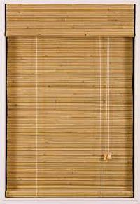bamboo venetian blind