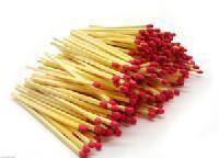 wooden stick matches