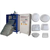 Semi Automatic PVC Plate Making Machine