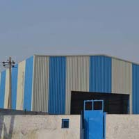 Cold Storage Shed