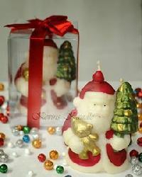 Santa Aroma Candles