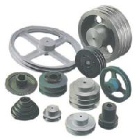 Ci Casting Pulley