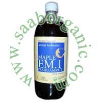 Animal Treatment Maple EM.1