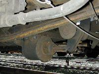 Railway Air Brake Cylinder