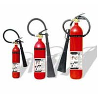 Co2 Squeeze Grip Type Fire Extinguisher