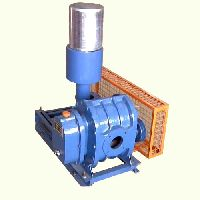 Twin Lobe Rotary Air Blower