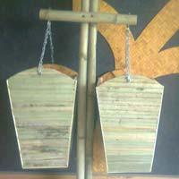 Bamboo Dustbin