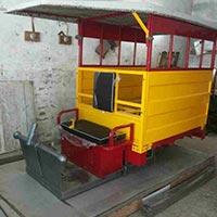E Rickshaw Body