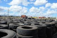 Second Hand Lorry Tyres