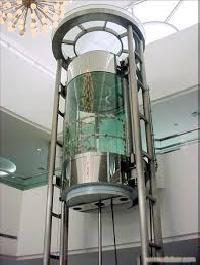 glass capsule hydraulic lift
