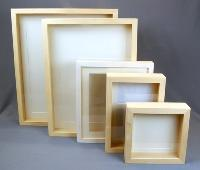 Wooden Box Photo Frames