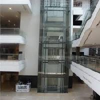 geared traction elevators