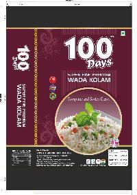 100 Days Wada Kolam Rice