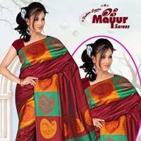 Rich Pallu Silk Polyester Saree