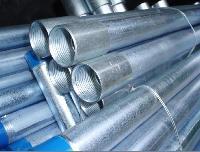 Erw Galvanized Steel Tubes