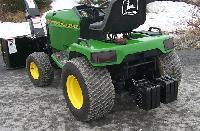 Tractor Front Bracket