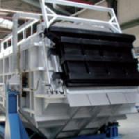 Aluminum Chip Melting Furnace