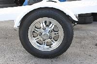Truck Trailers Wheels