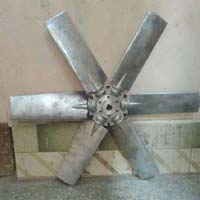 Axial fan impeller