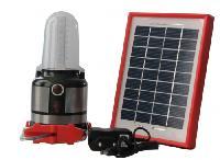 Upside Style Solar Camping Lantern