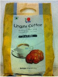Lingzhi Beverage  3 In 1 Lite Instant Coffee Powder