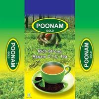 Poonam Assam CTC Leaf Tea