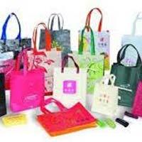 Woven Label Non Woven Bags