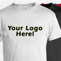 Logo Printing on T-Shirt Services