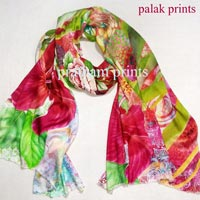 Digital Printed Modal Stoles