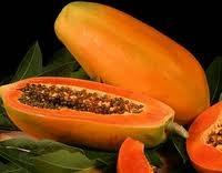 Spray Dried Papaya Fruit Powder