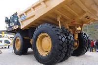 Heavy Vehicle Tyre