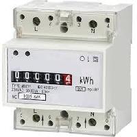 Single Fuse Electronic Meter