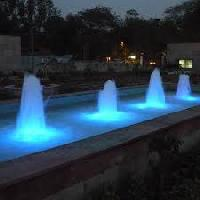 Foamjet Fountain
