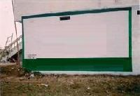 Advertising Wall Painting