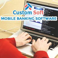 Customsoft Mobile Banking Software