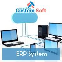 Custom-soft Web Based Erp System