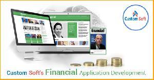 CustomSoft Financial Application Development