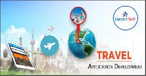 CustomSofts Travel application development