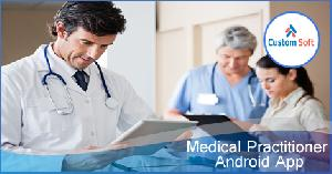 Medical practitioner Android App