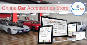Car Accessories Store Management System