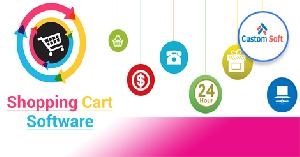 Shopping Cart Application Development by CustomSoft