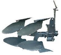 Mechanical Reversable Plough